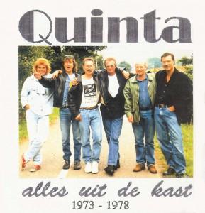 Alles uit de kast - Quinta
